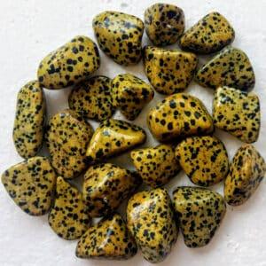gul dalmantiner jaspis