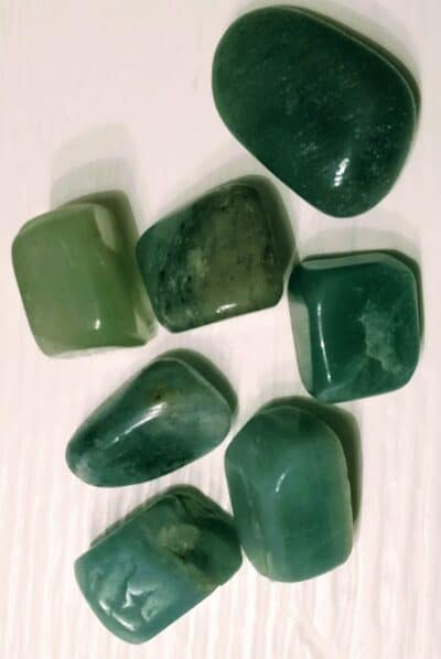 Grøn Aventurin