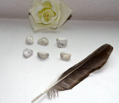 Howlit Hvid
