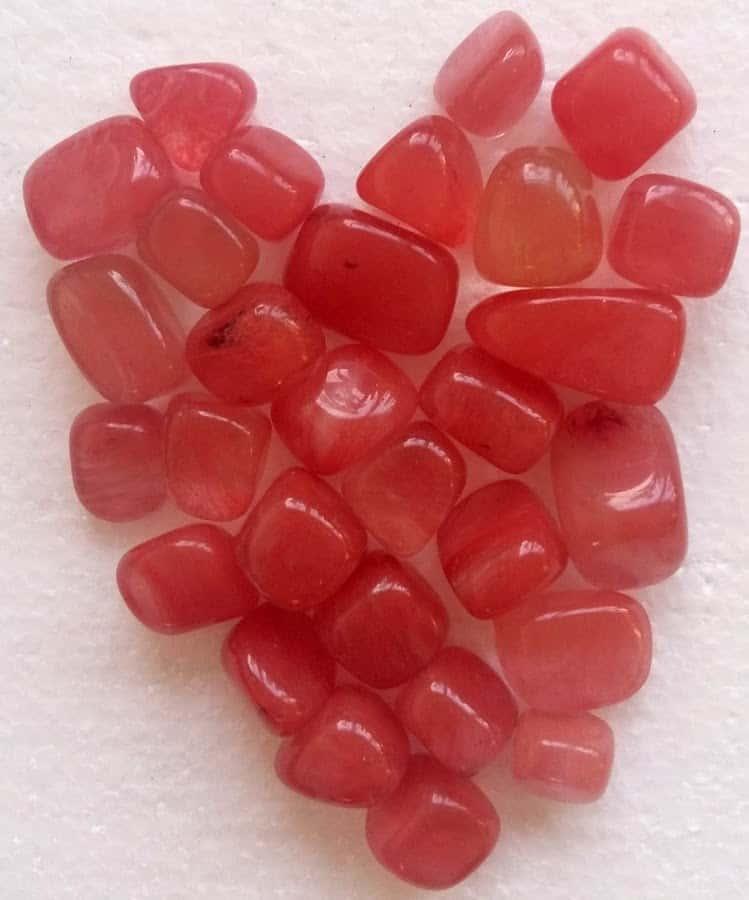 Kirsebær kvarts