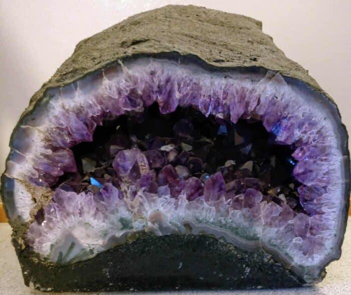 Ametyst Grotte Brazilien 18,2 Kg