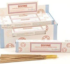 divine stamford røgelse