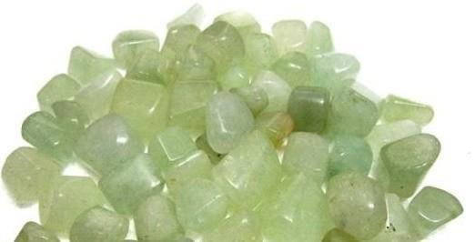 grøn ametyst