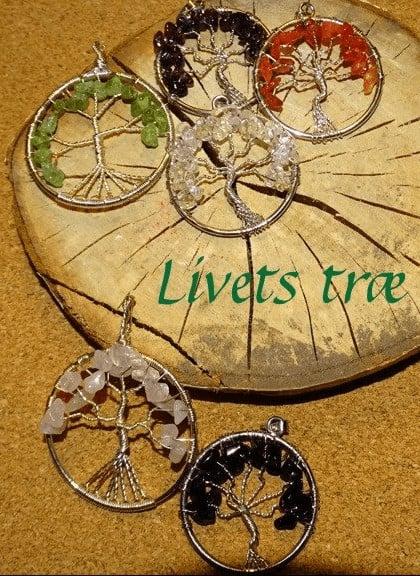 Livets træ vedhæng