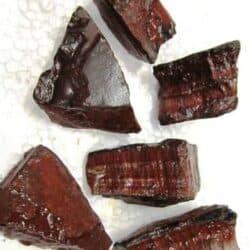 Rød Tigerøje - Okseøje