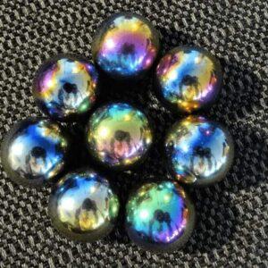 Hæmatit kugle Fra Krystal & HealerHuset