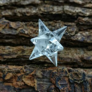 14-spidset Merkaba-Octahedron stjerne