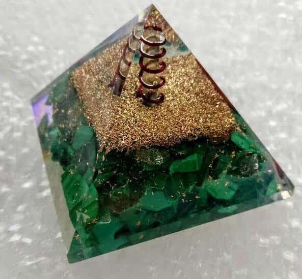 malakit pyramide