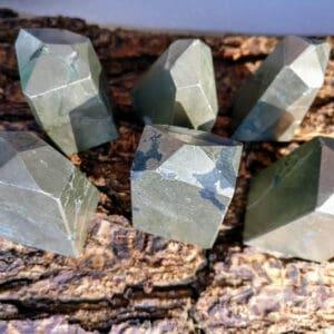 Pyrit enkelt termineret