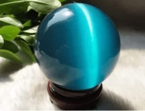 katteøje aqua blå