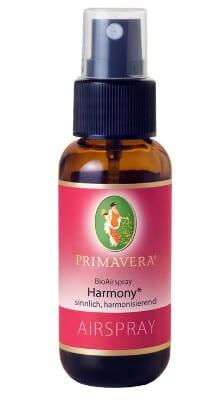 Luftspray Harmony 100 ml - Økologisk - Primavera