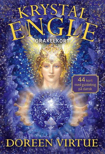 Krystal Engle - Englekort af Doreen Virtue