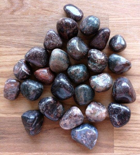 Granat indien