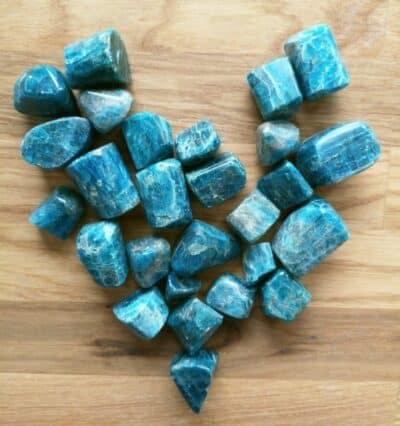 Apatit Blå 9 - 48 gr