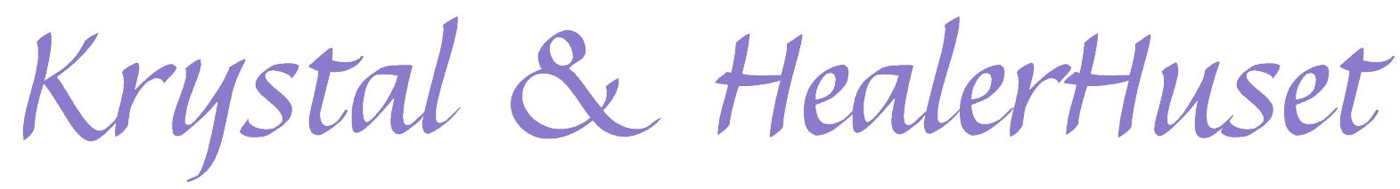 Krystal & HealerHuset Logo