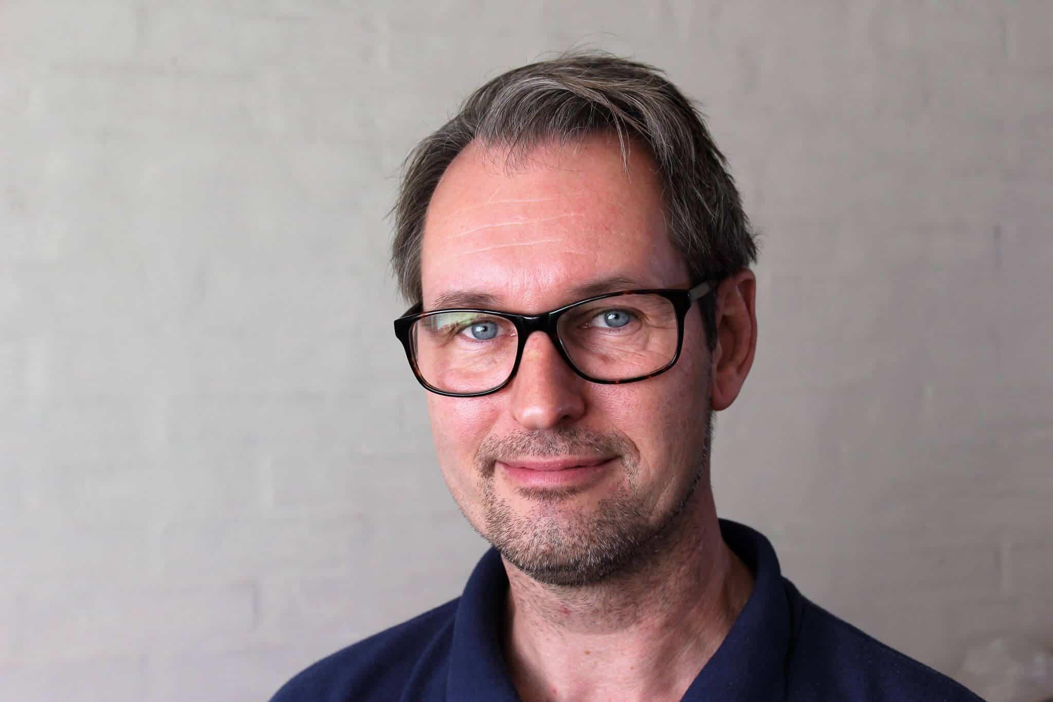 Clairvoyant & Healer Thomas Kofoed Ejsing