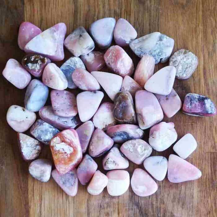Pink Andes Opal