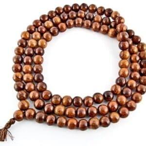 Sheesham træ- Mala bedekæde