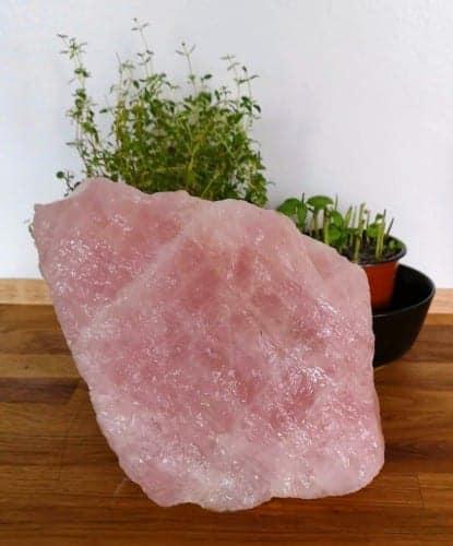 rosakvarts 5,3 kg