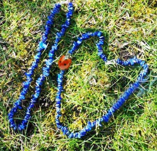 Lapis Lazuli, selv marihøner kan lide den