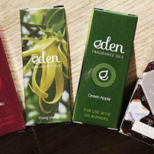 duftolier fra Eden