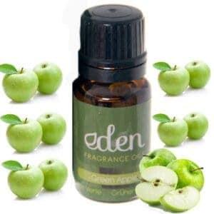 Grønne æbler duftolie