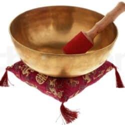 tibetansk zen syngeskål