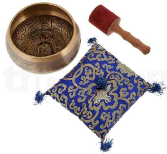 Tibetansk syngeskål 2 kg