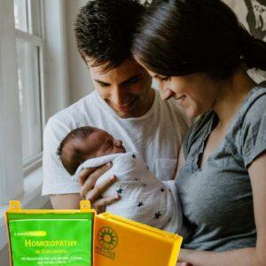 Fødselssættet og graviditets sættet