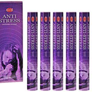 Anti stress røgelsespinde