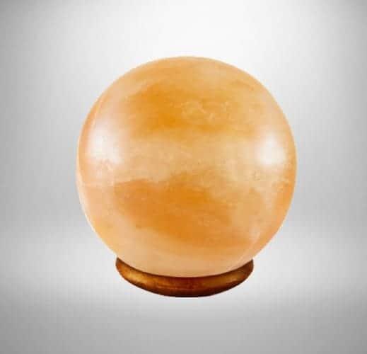 Himalaya salt lampe 3-4 kg