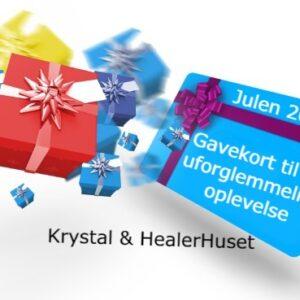 Julens elektroniske gavekort til den du holder af