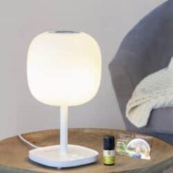Emotion Aroma- lysterapi lampe fra primavera