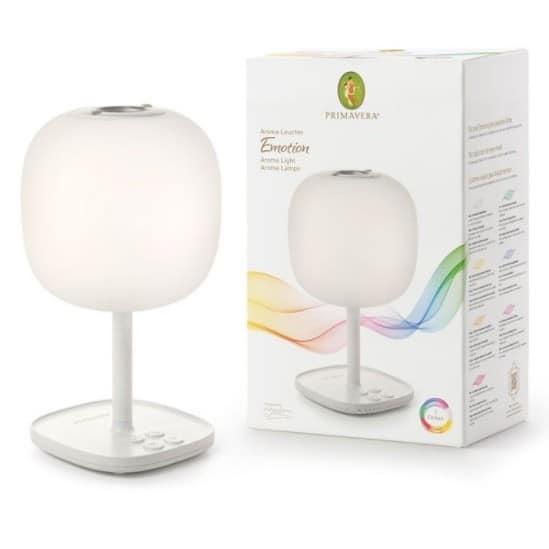 Aroma og lysterapi på højt plan - Emotion aroma og lysterapi lampe