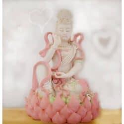 Kuan Yin m. oplysningens perleKuan Yin m. oplysningens perle