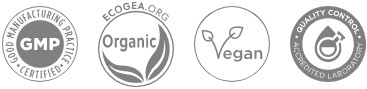 Cbg dråber GMP Økologisk, Vegansk, akkrediterede laboratorier