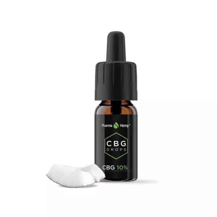 cbg olie 10%