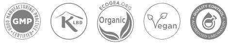 CBD Olie Standard, Vegansk - GMP - Økologisk - akkrediterede laboratorium