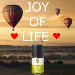 Joy of life - livsglæde på alle plan