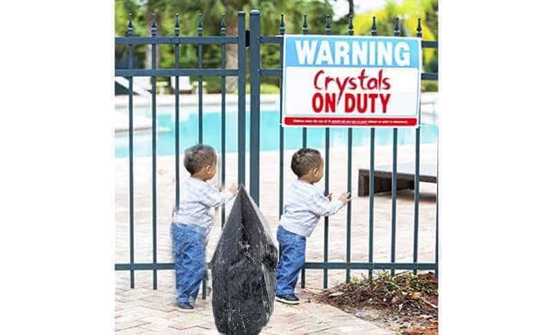 Krystaller der beskytter