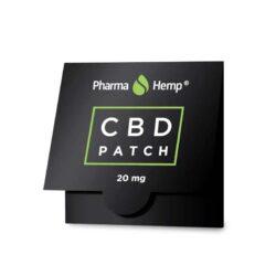 cbd plastre 20 mg cbd